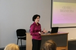 Atvērto durvju diena. Lekcija par cilvēku tirdzniecību | Cilvektirdznieciba.lv