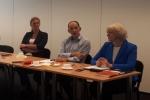 Apaļā galda sanāksme par FLOW projekta izmeklēšanas rīku un kontroljautājumu sarakstu darba inspektoriem | Cilvektirdznieciba.lv