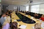 Iekšlietu ministrijā pārrunā aktualitātes cilvēku tirdzniecības novēršanas un apkarošanas jomā  | Cilvektirdznieciba.lv