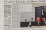 Mediju brokastis. Cilvēku tirdzniecības novēršana Latvijā | Cilvektirdznieciba.lv