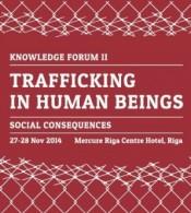 Zināšanu forums par cilvēku tirdzniecību un tās sociālajām sekām Baltijas jūras reģionā