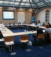 Dublinā notikusi pirmā projekta HESTIA koordinēšanas sanāksme