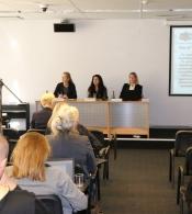 Projekts HESTIA prezentēts Ziemeļvalstu Baltijas valstu sieviešu policistu tīkla konferencē